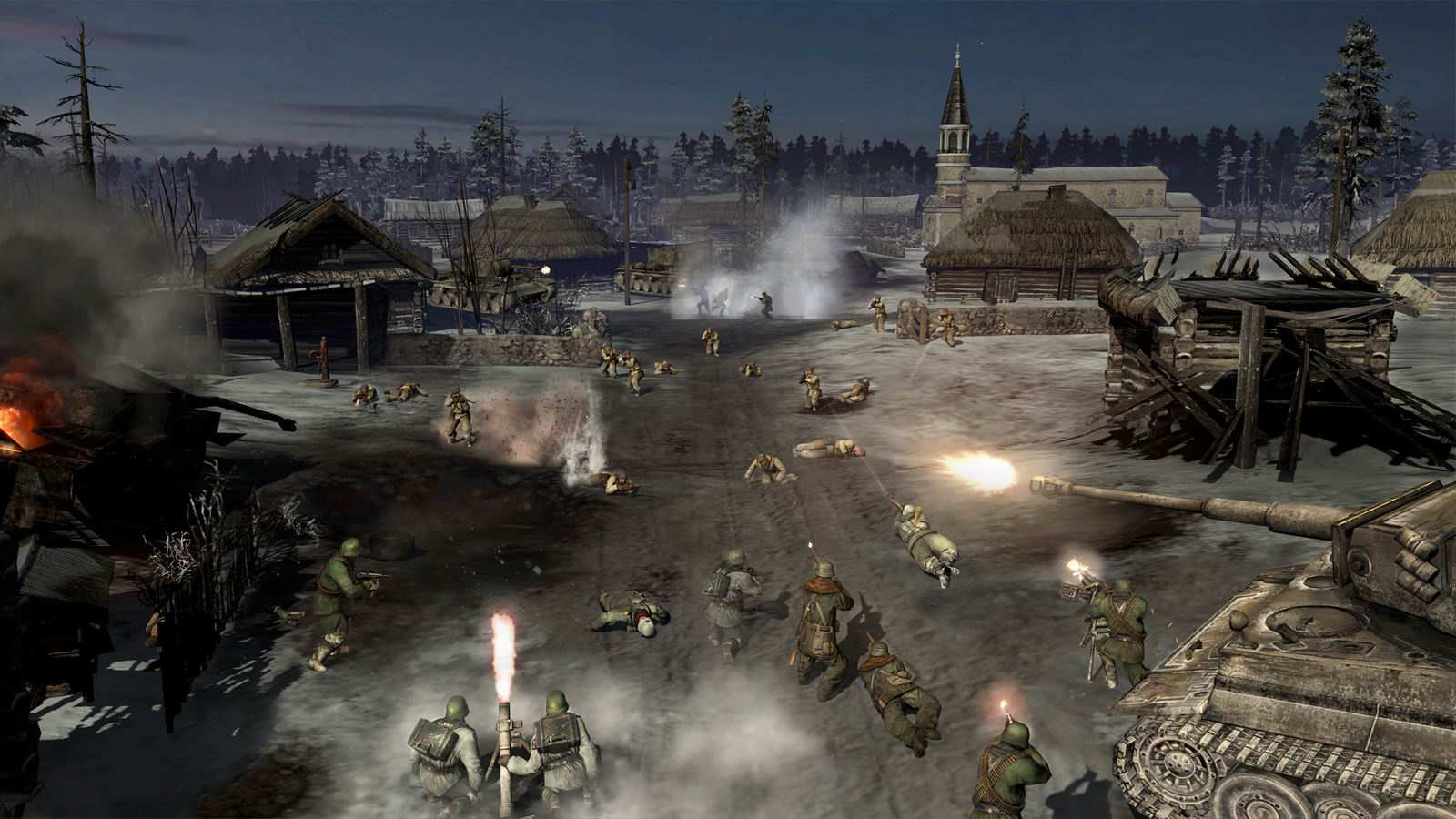 Скриншот Company of Heroes 2