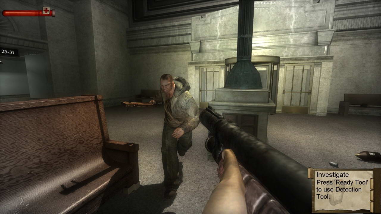 Скриншот Condemned: Criminal Origins
