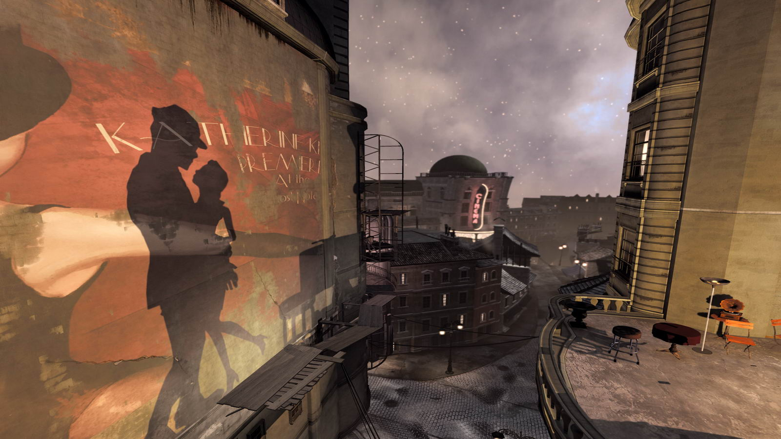 Скриншот Contrast