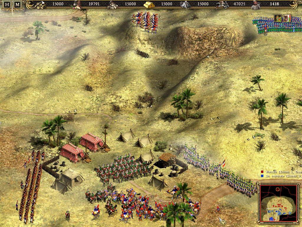 Скриншот Казаки II: Наполеоновские войны
