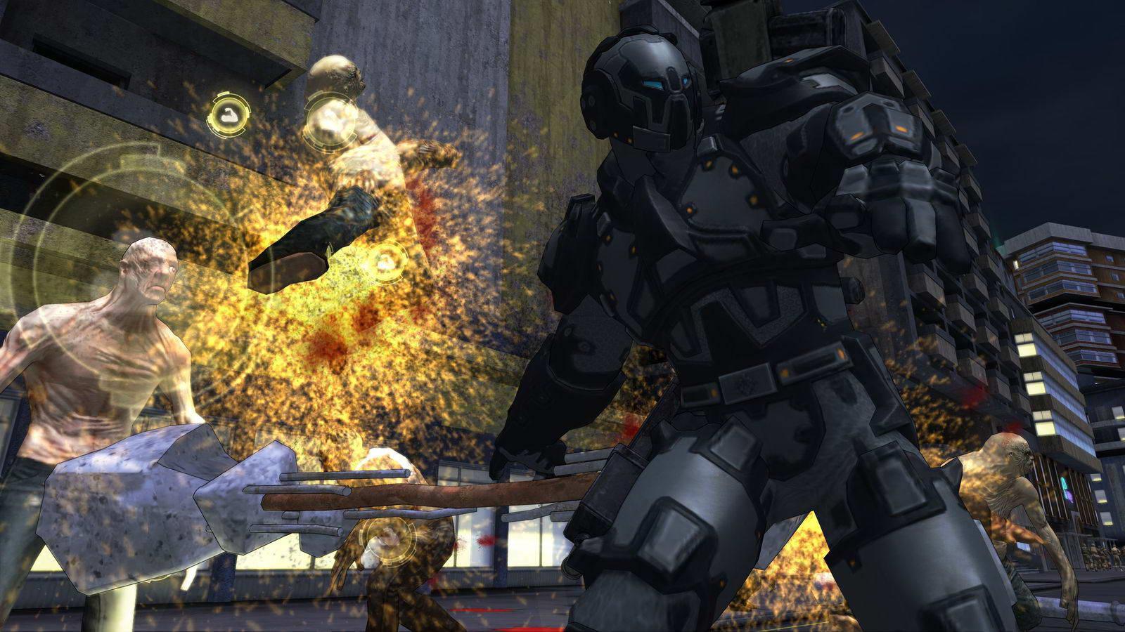 Скриншот Crackdown 2