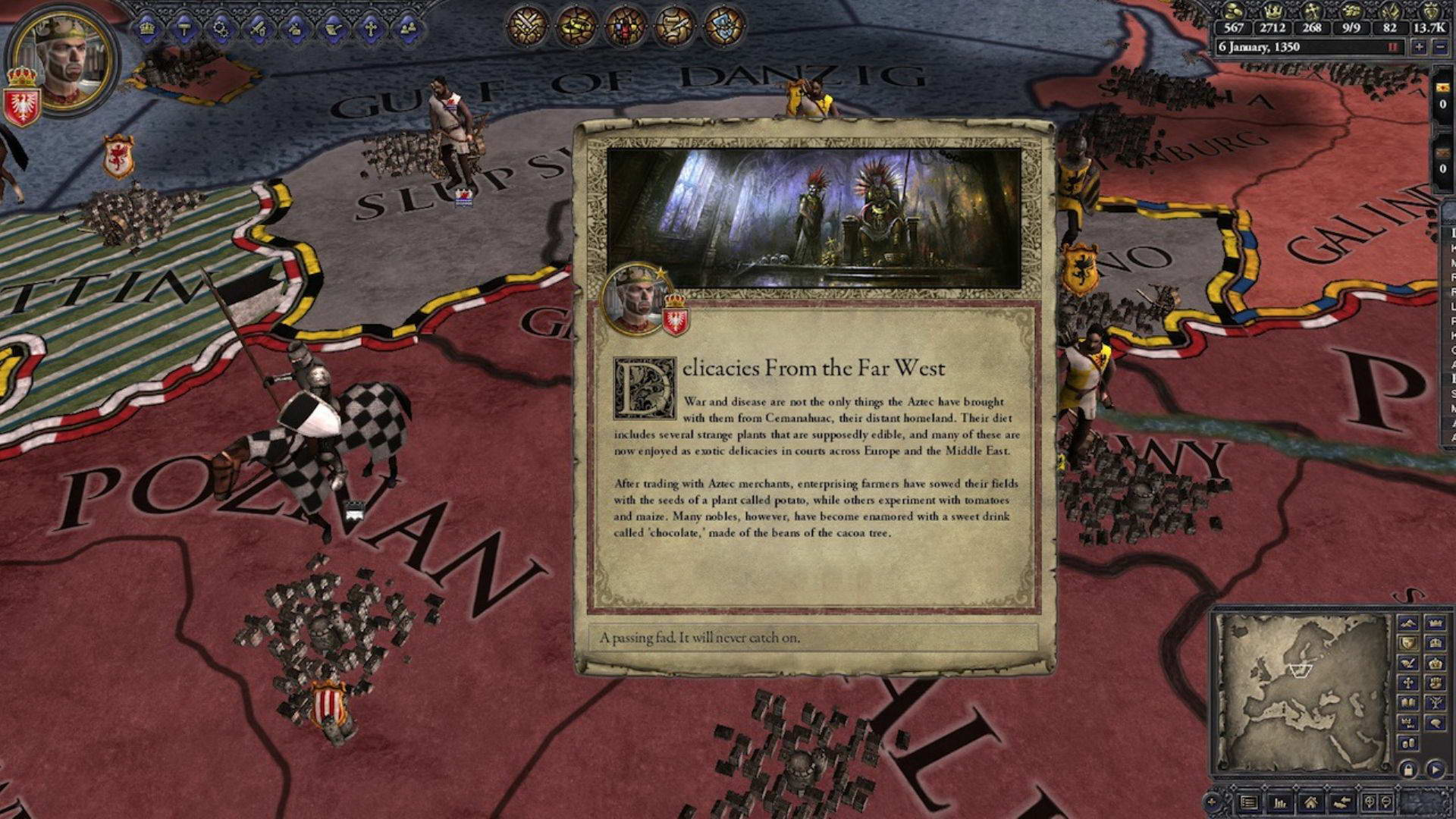 Скриншот Crusader Kings II