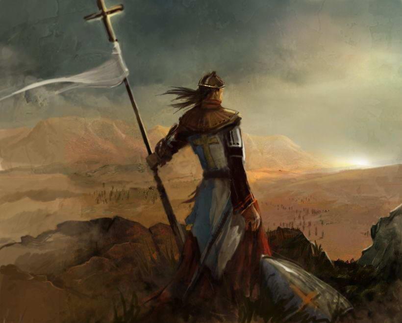 Арт Crusader Kings II