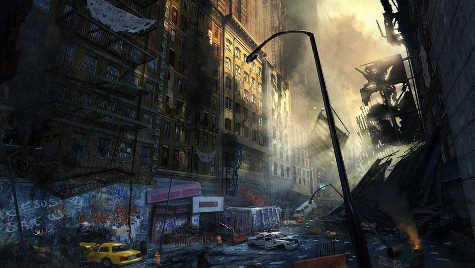 Арт Crysis 2