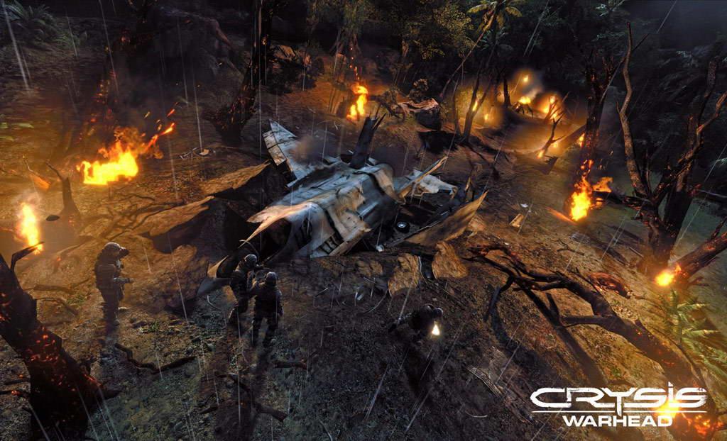 Скриншот Crysis Warhead