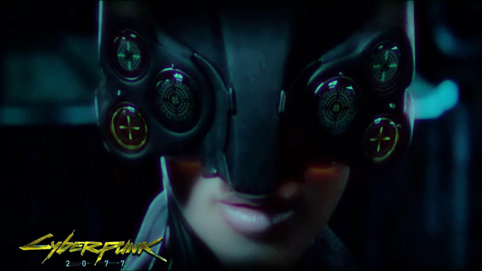 Арт Cyberpunk 2077
