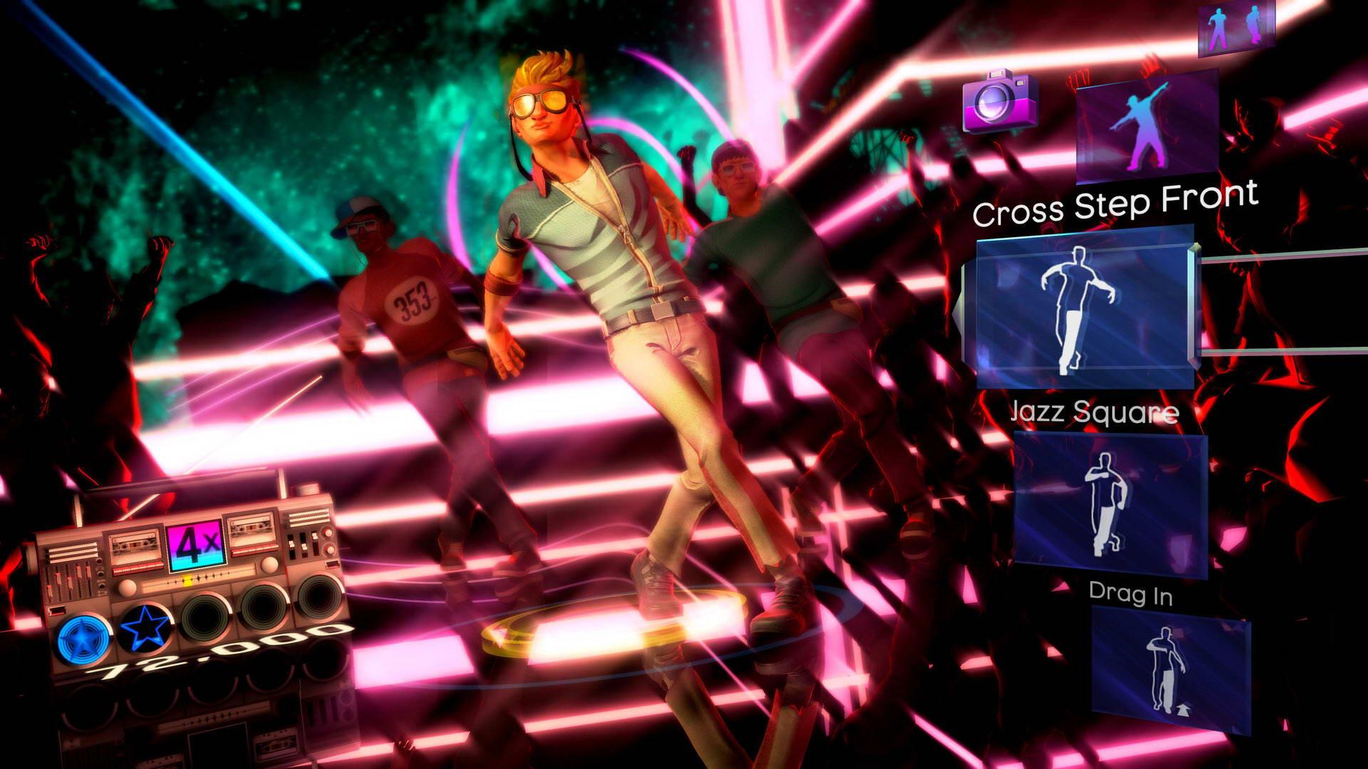 Скриншот Dance Central 3