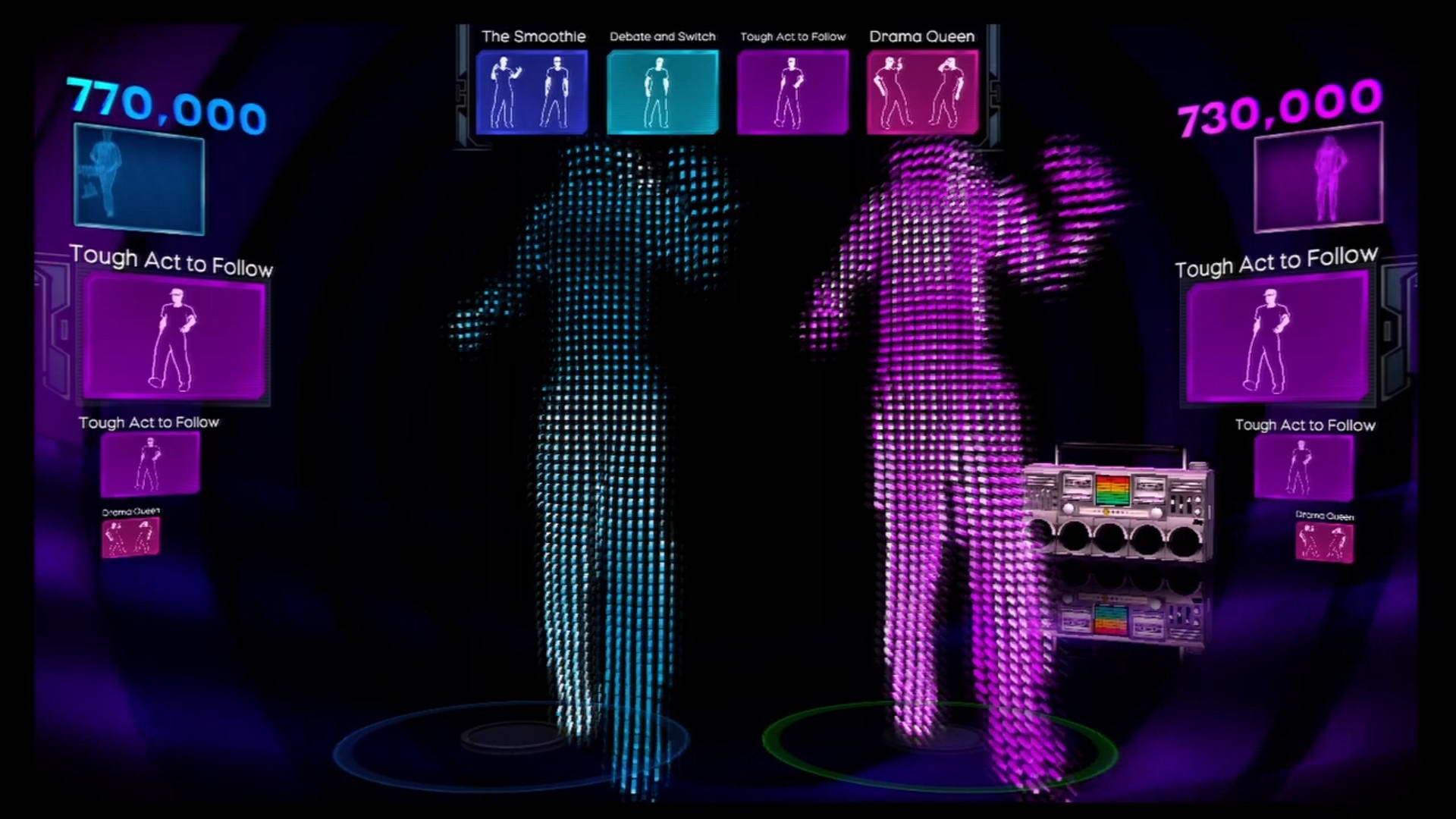 Скриншот Dance Central Spotlight
