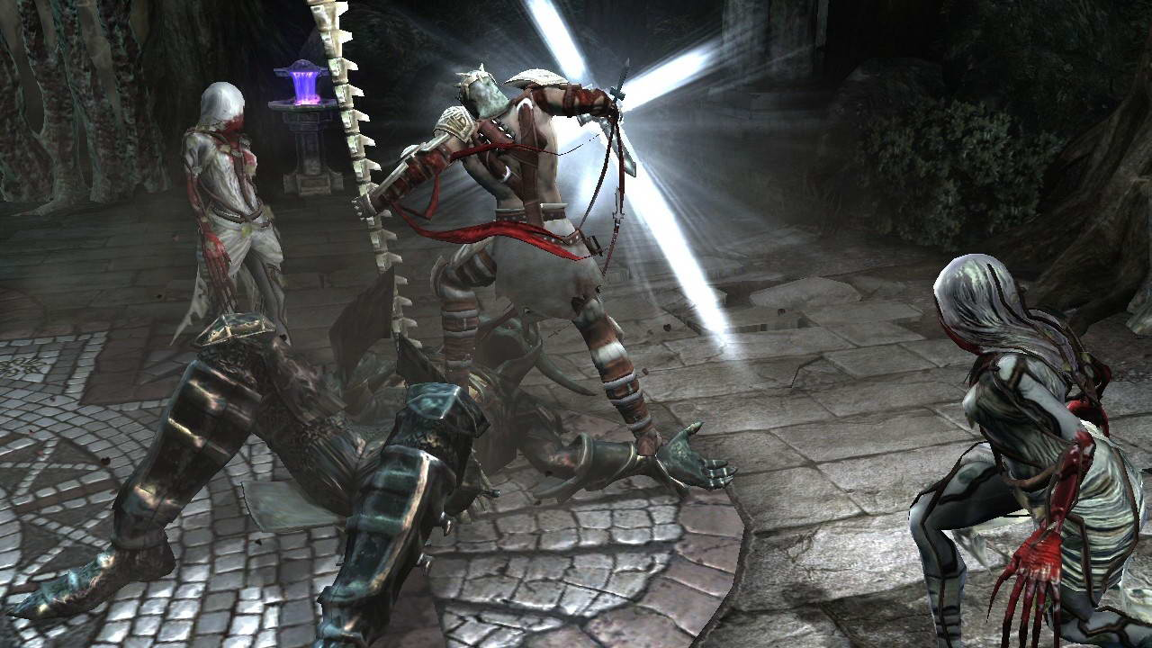 Скриншот Dante's Inferno