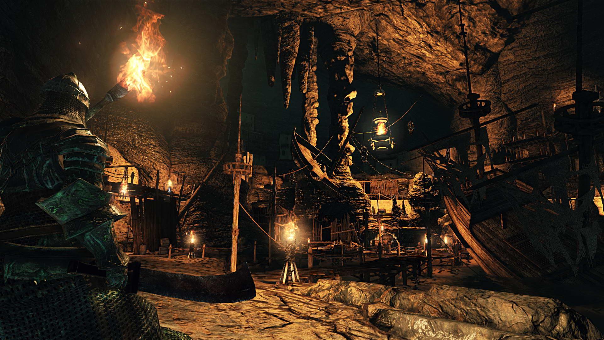 Скриншот Dark Souls II: Scholar of the First Sin