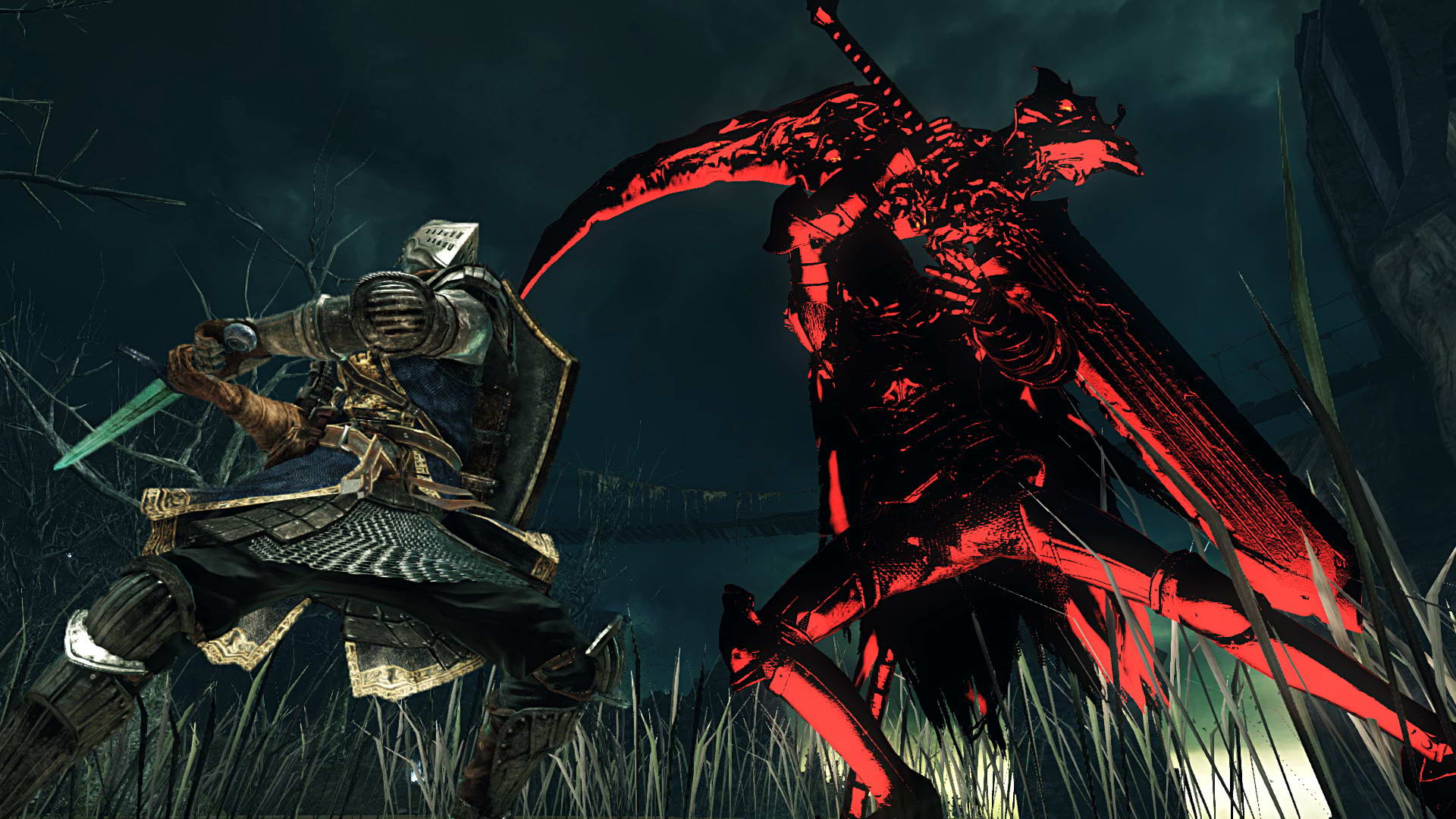 Скриншот Dark Souls II: Scholar of the First Sin