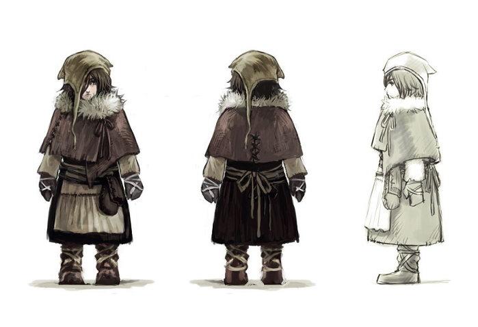 Арт Dark Souls 2