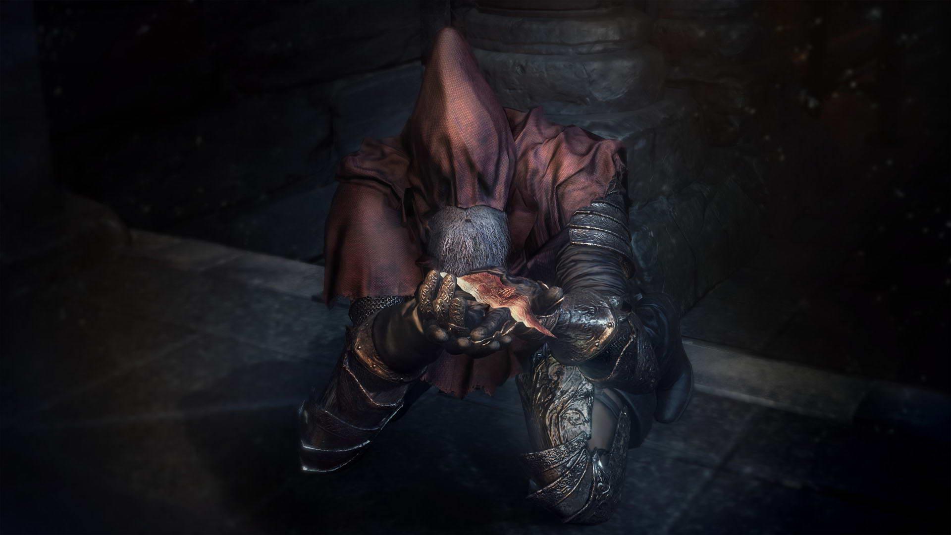 Скриншот Dark Souls 3: Ashes of Ariandel