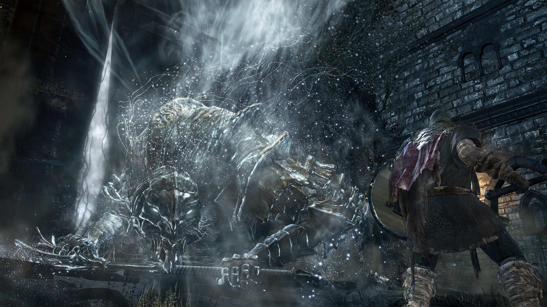 Скриншот Dark Souls 3