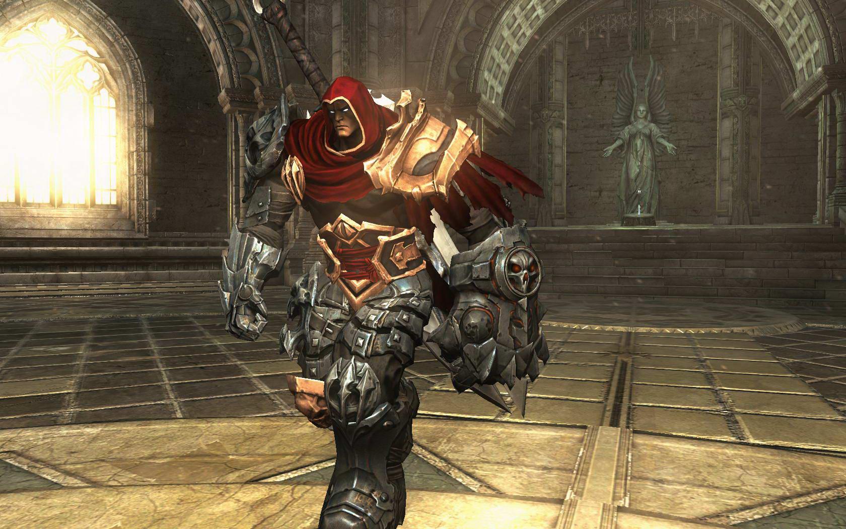 Скриншот Darksiders: Wrath of War
