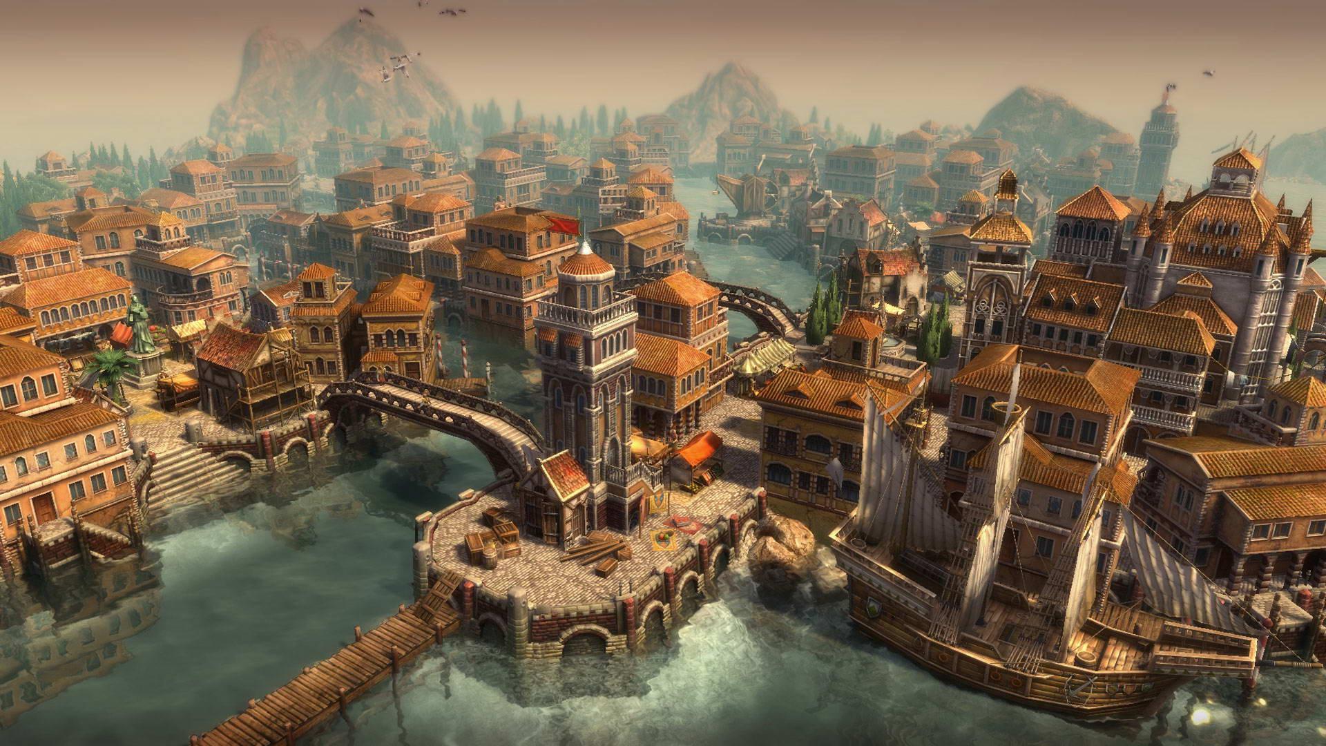 Скриншот Dawn of Discovery: Venice