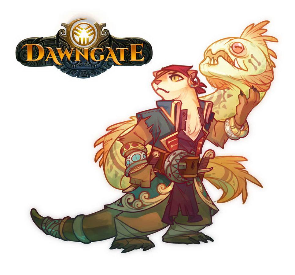 Арт Dawngate