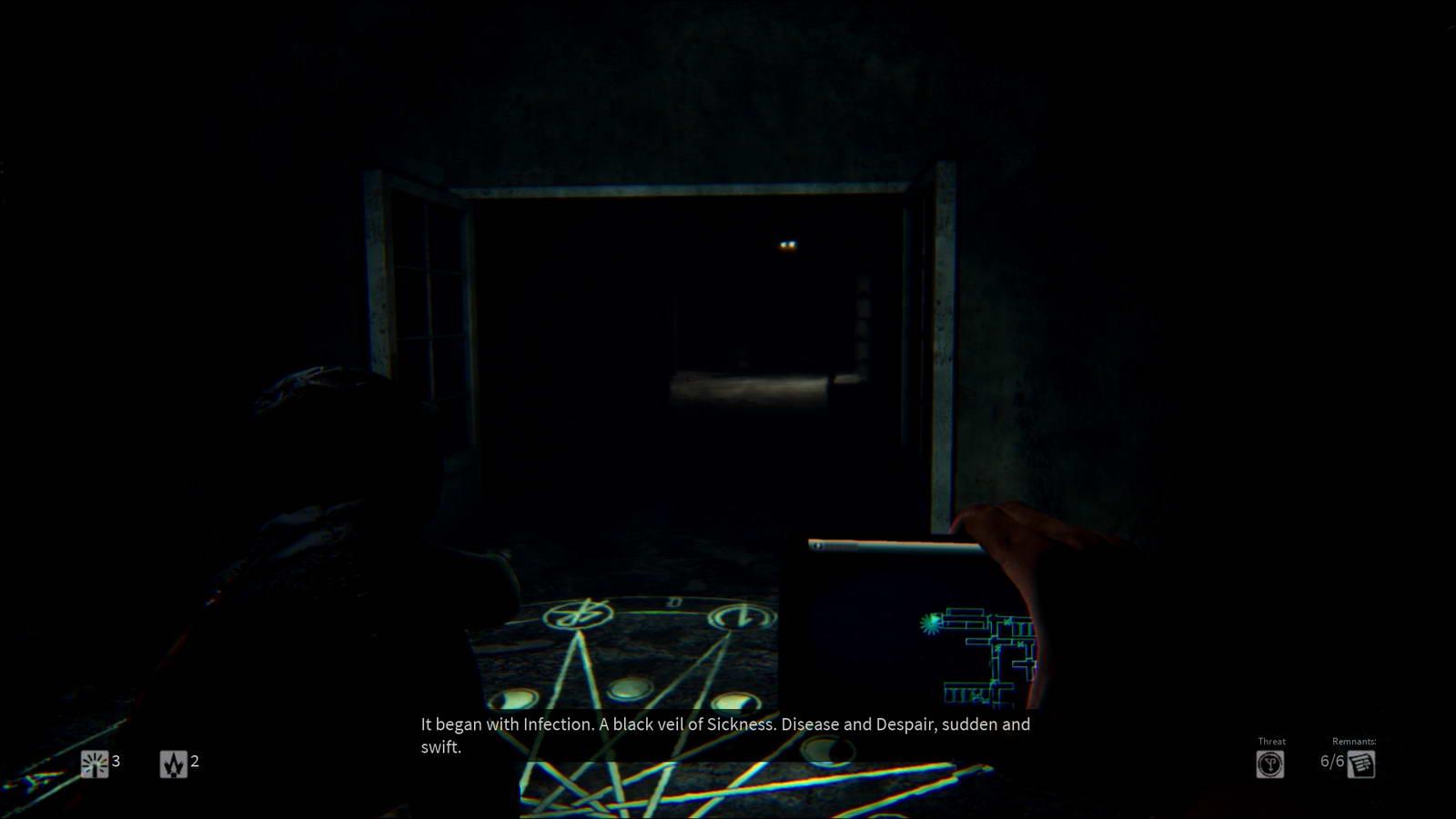 Скриншот Daylight