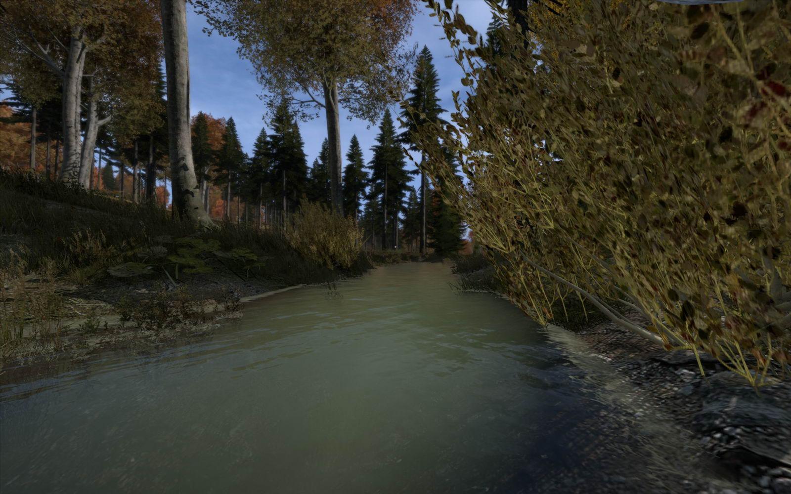 Скриншот DayZ