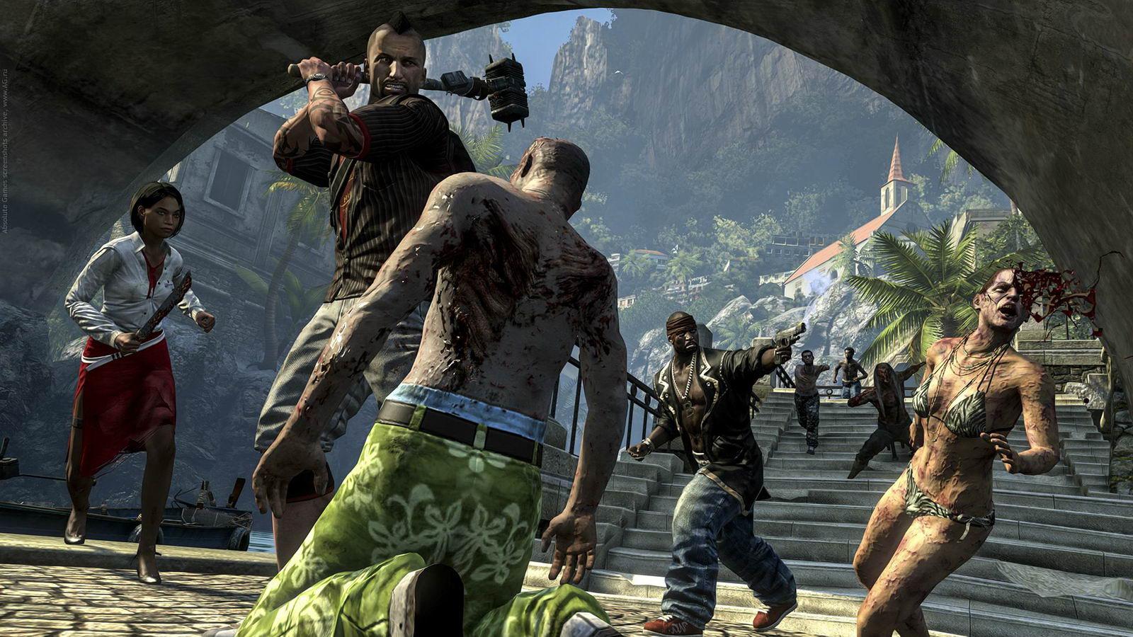 Скриншот Dead Island: Riptide