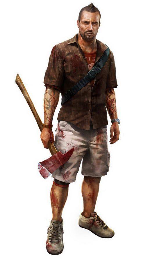 Арт Dead Island