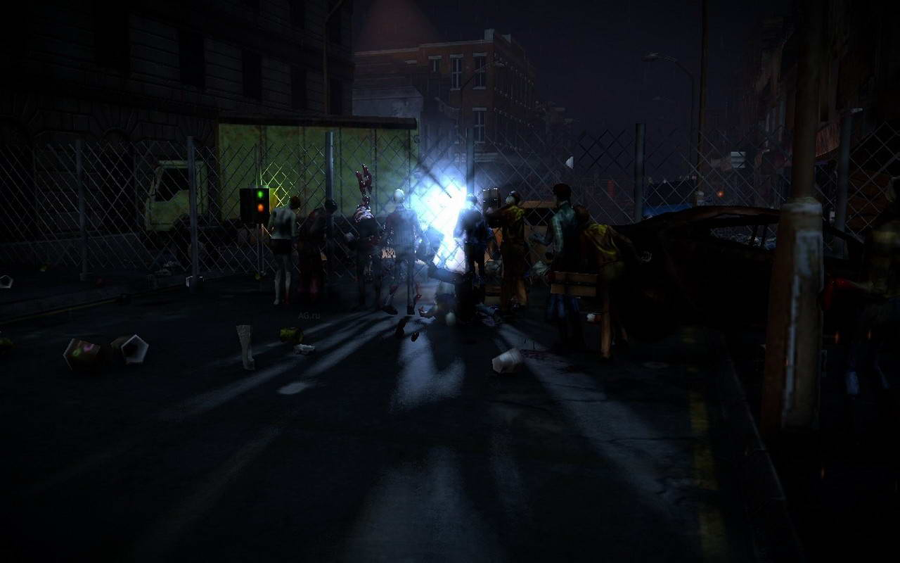 Скриншот Dead Nation