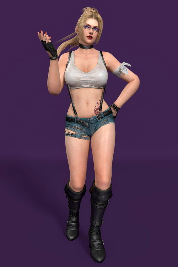 Арт Dead or Alive 5 Ultimate