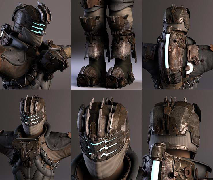 Арт Dead Space 2