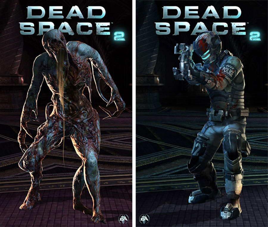 Арт Dead Space 2