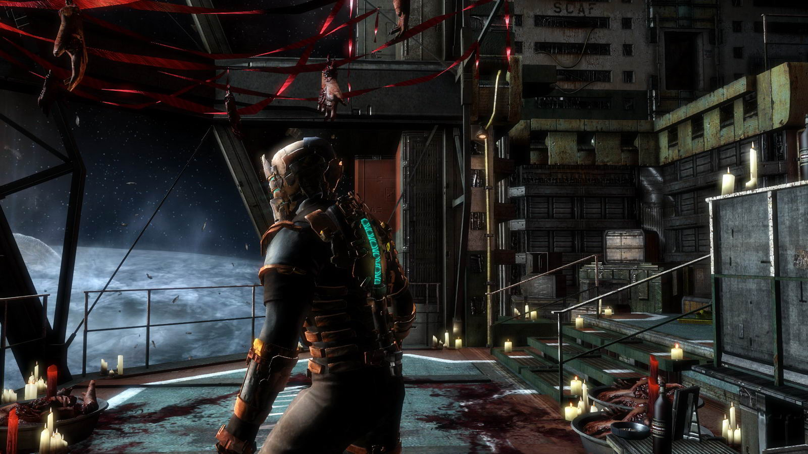 Скриншот Dead Space 3: Awakened
