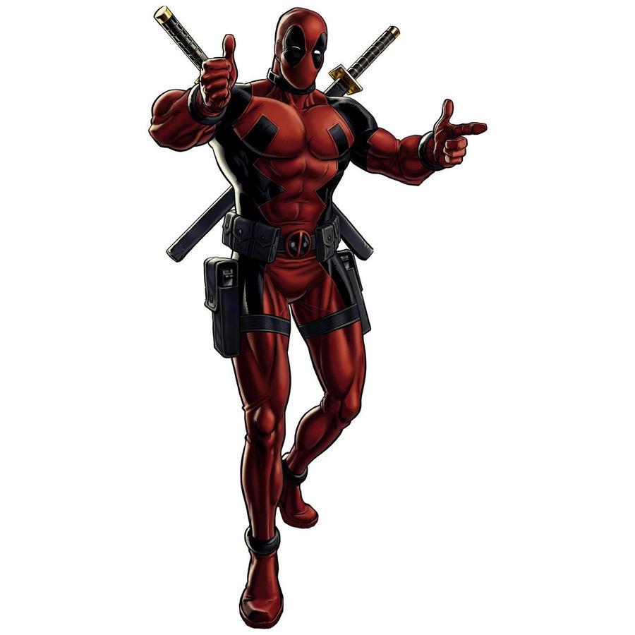 Арт Deadpool