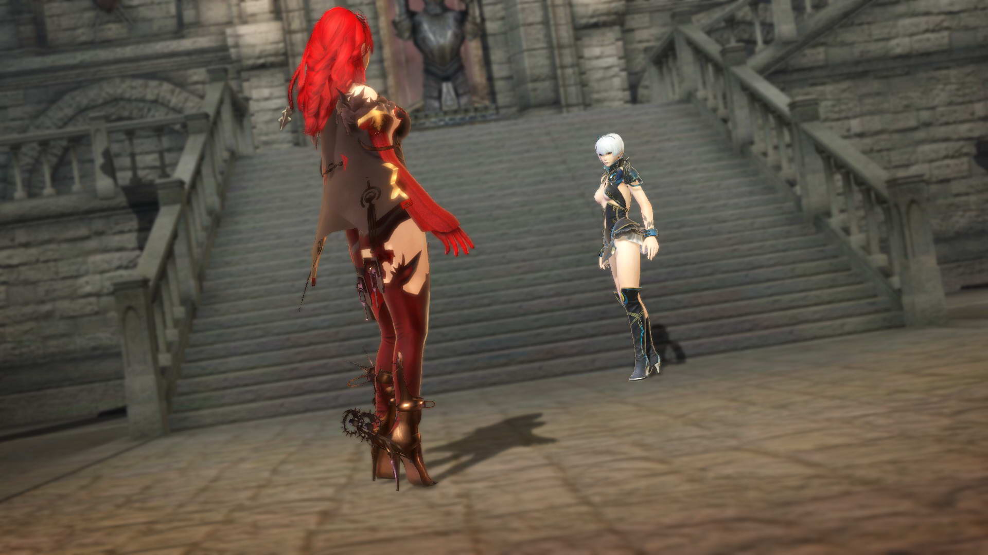 Скриншот Deception IV: The Nightmare Princess