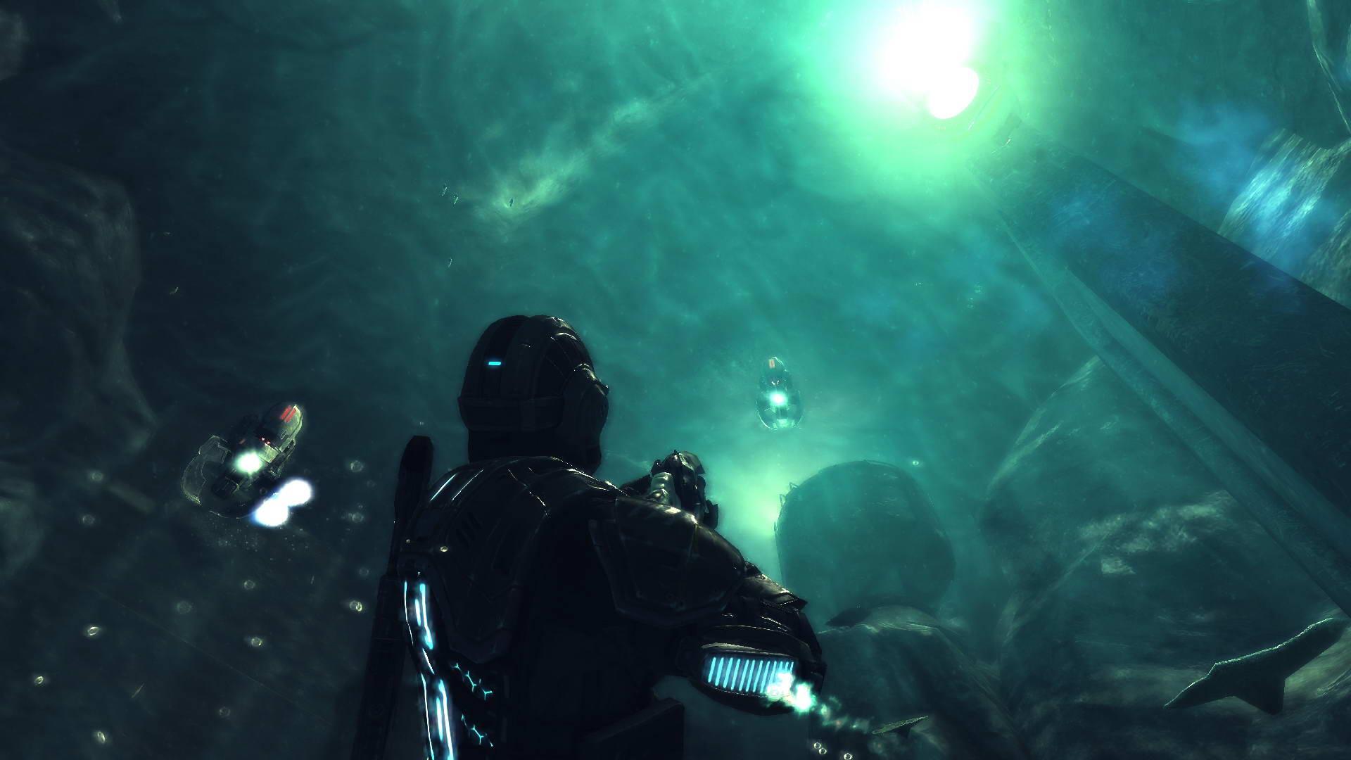 Скриншот Deep Black