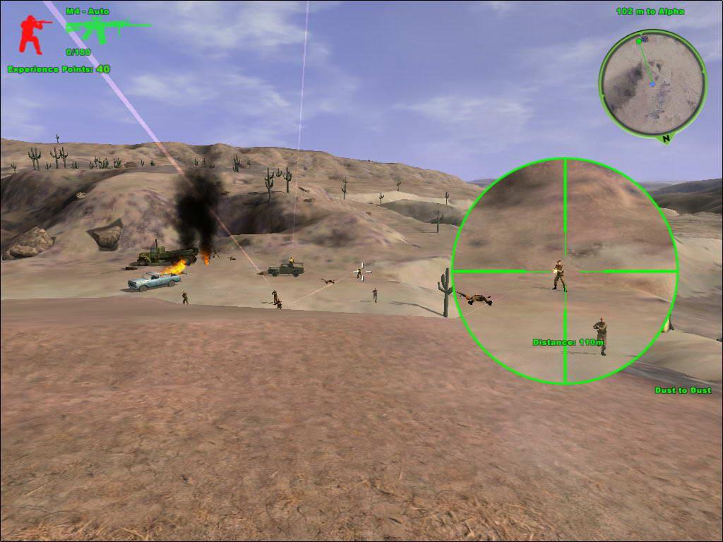 Скриншот Delta Force