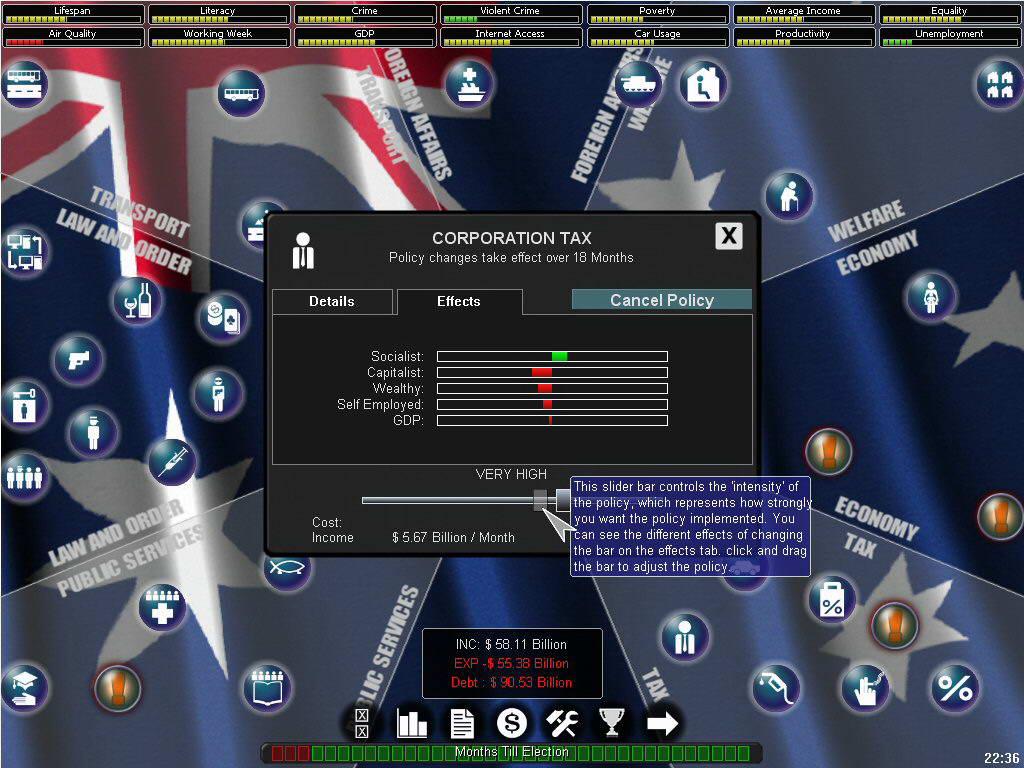 Скриншот Democracy