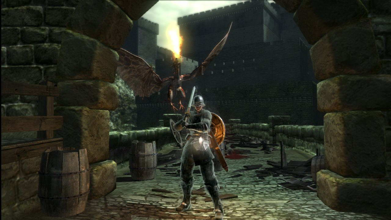 Скриншот Demon's Souls