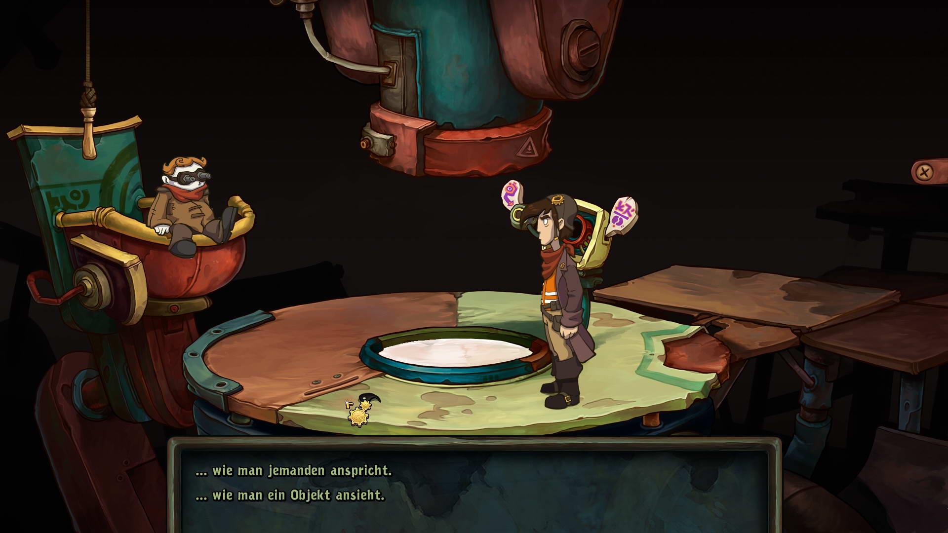 Скриншот Deponia
