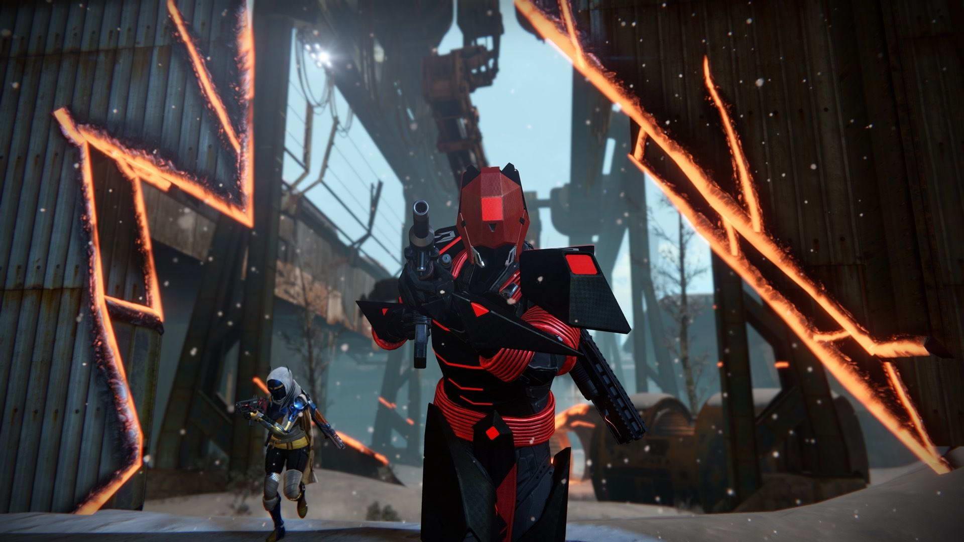 Скриншот Destiny: Rise of Iron