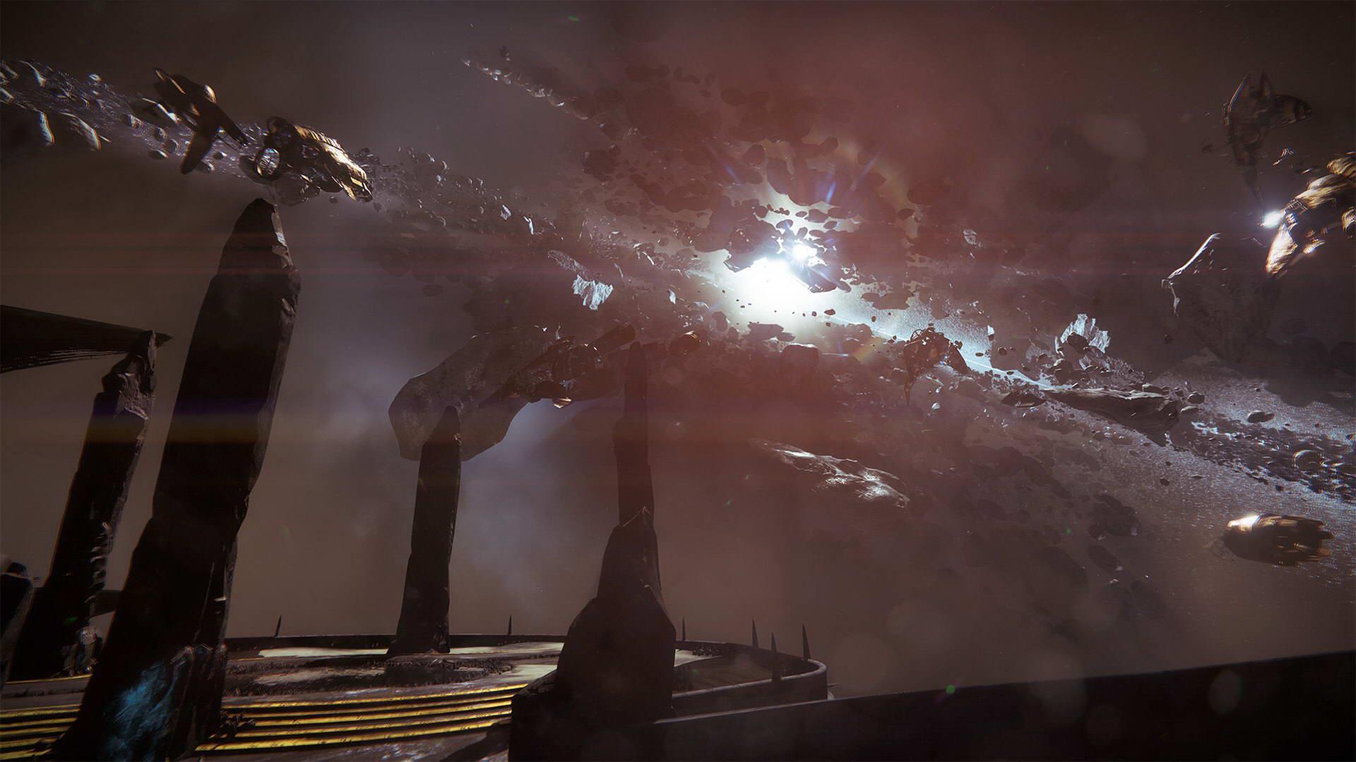 Скриншот Destiny: The Taken King