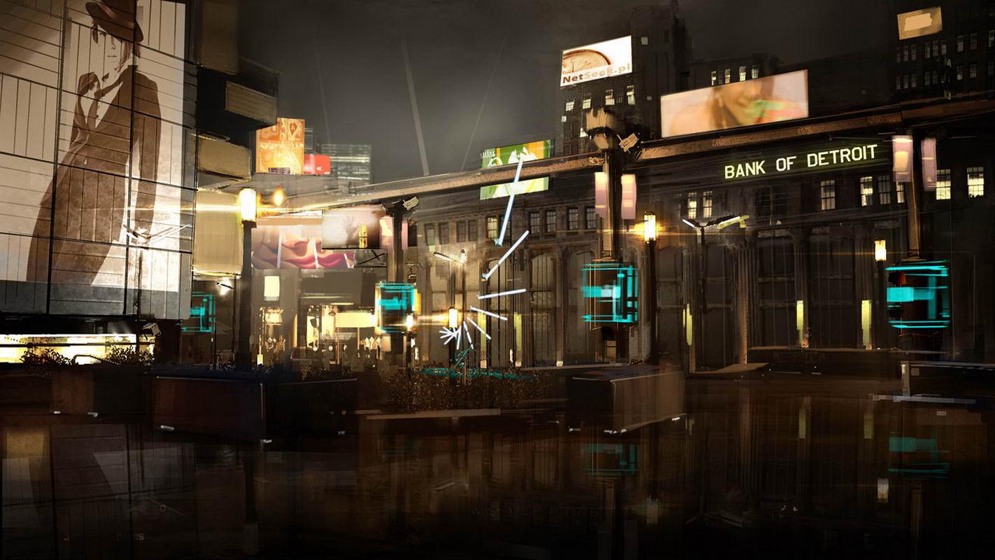 Арт Deus Ex: Human Revolution Director's Cut