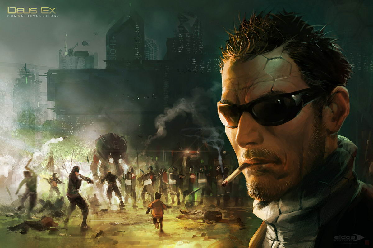 Арт Deus Ex: Human Revolution Director's Cut
