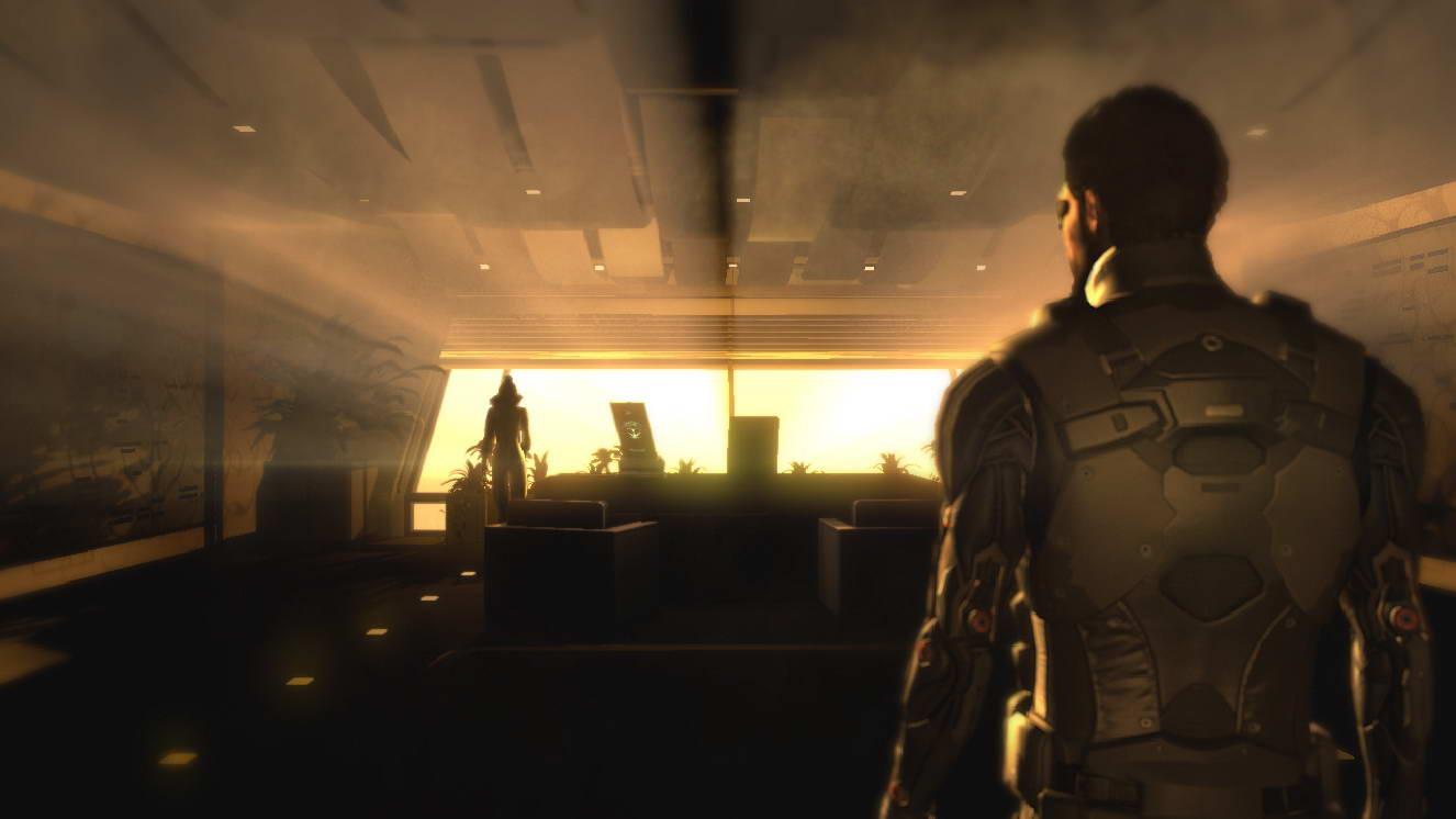 Скриншот Deus Ex: Human Revolution