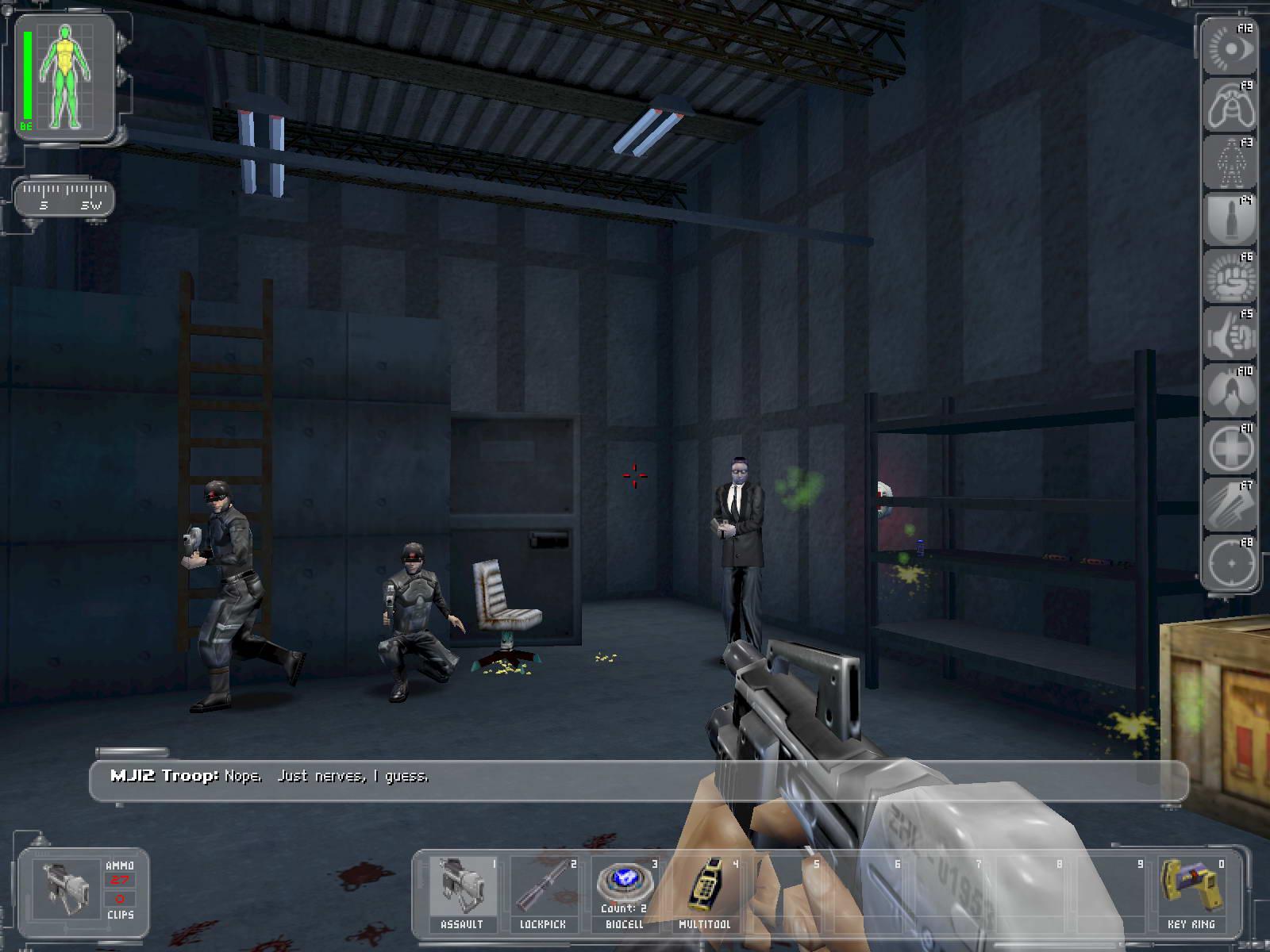 Скриншот Deus Ex
