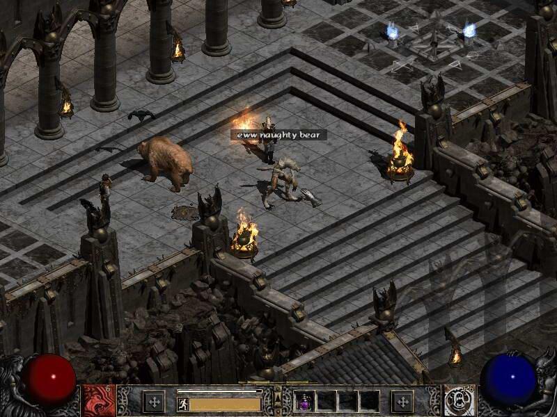 Diablo 2 оригинал скачать торрент - фото 5