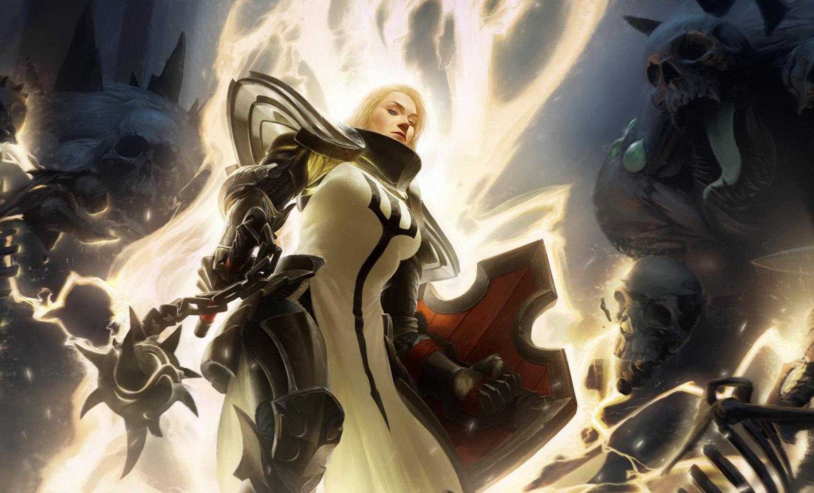 Арт Diablo 3: Ultimate Evil Edition