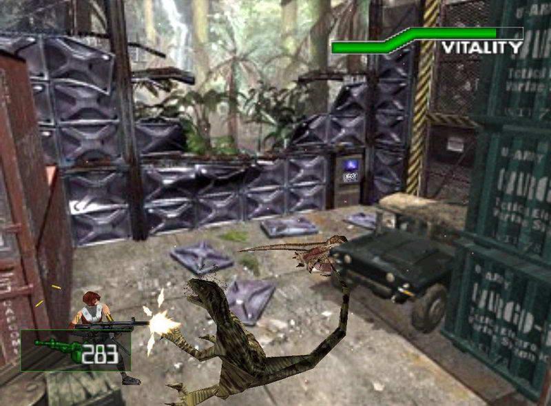 Dino Crisis 2: дата выхода, системные требования