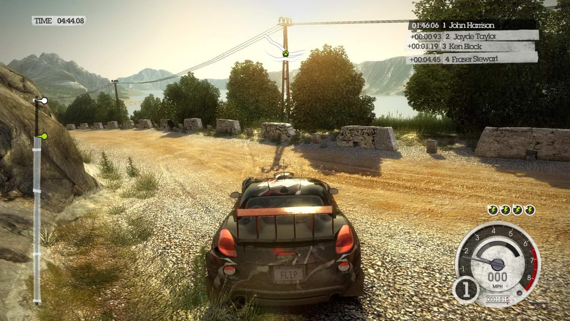 Скриншот DiRT 2