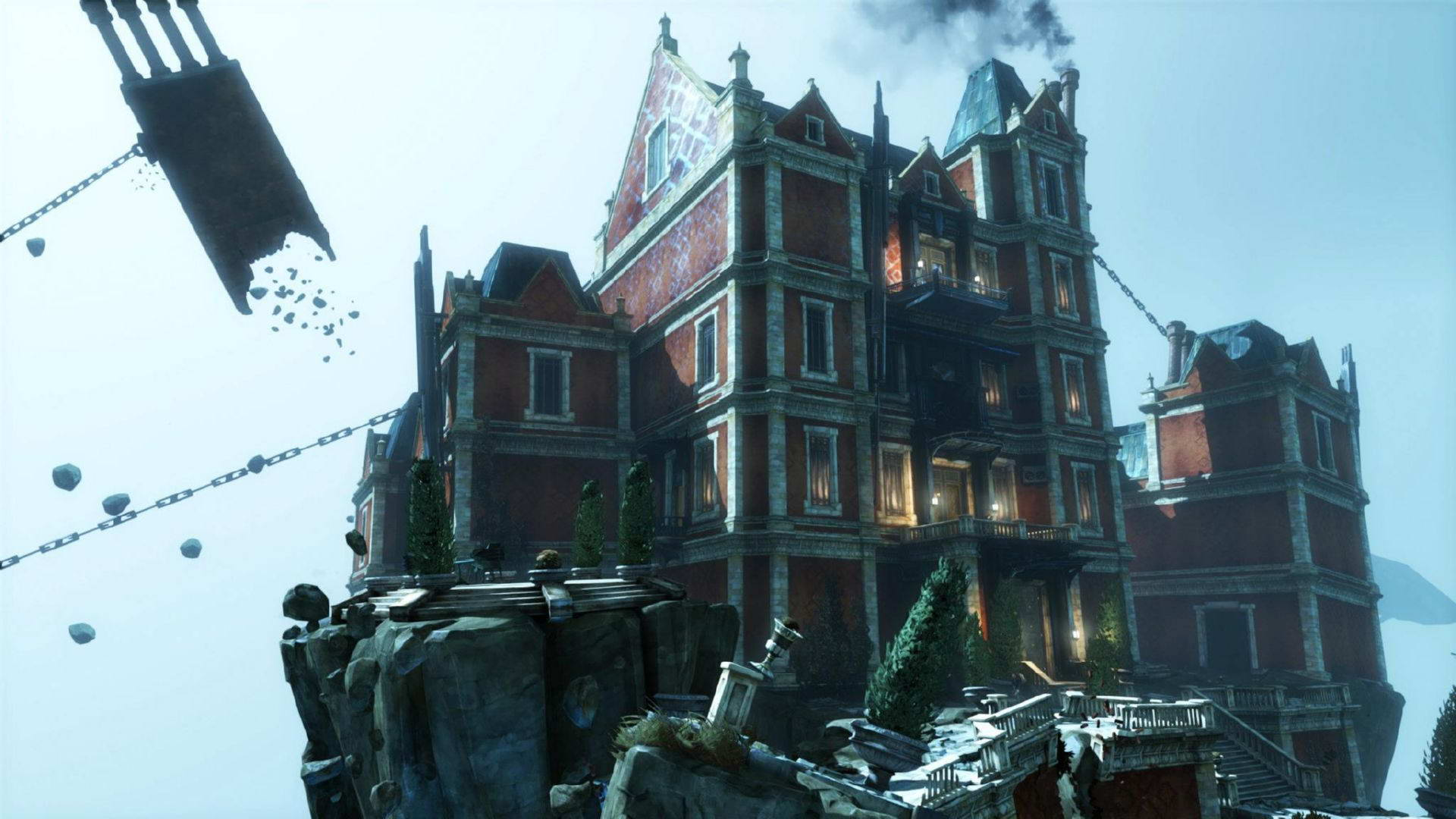 Скриншот Dishonored: Dunwall City Trials