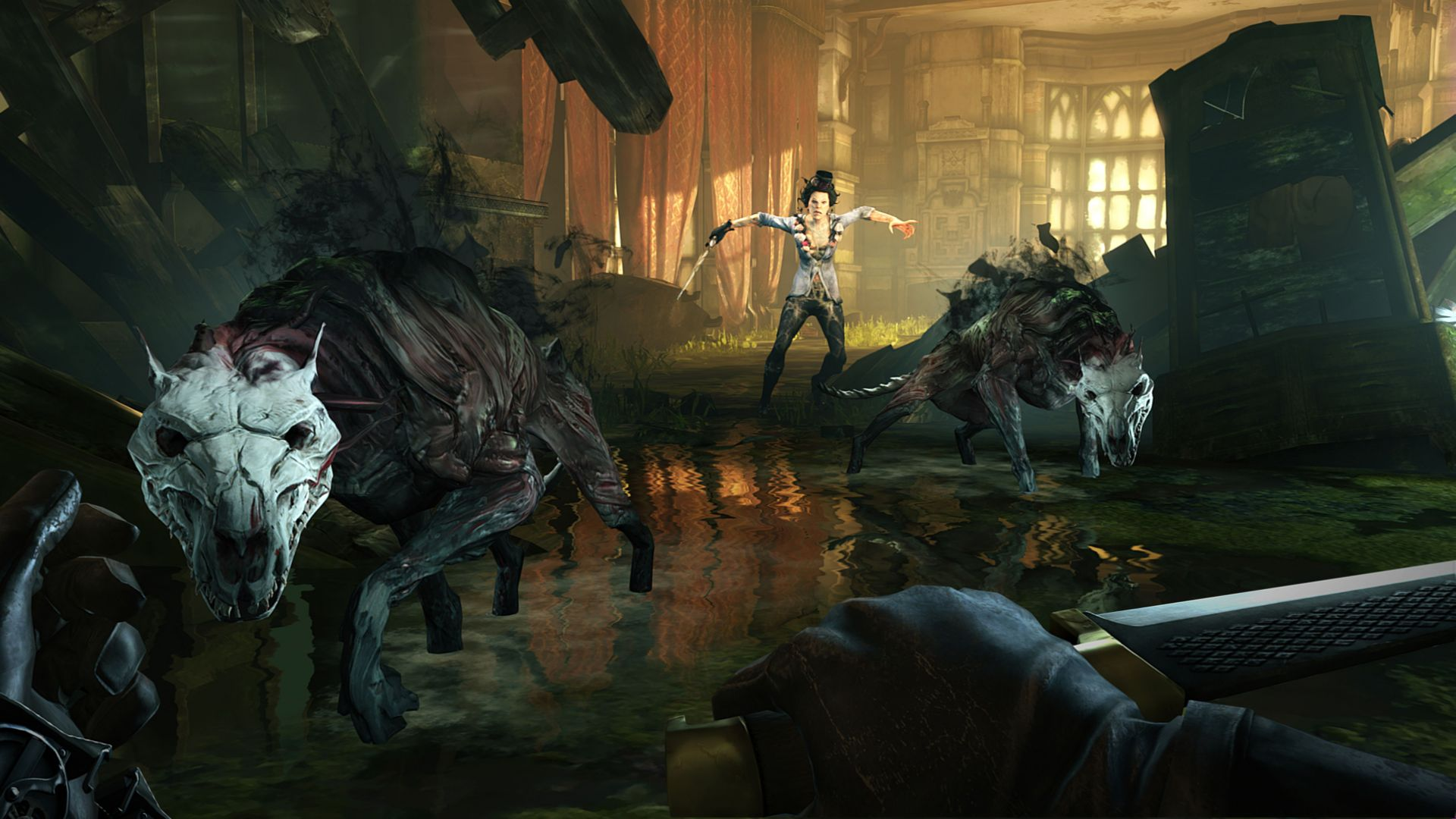 Скриншот Dishonored: The Brigmore Witches