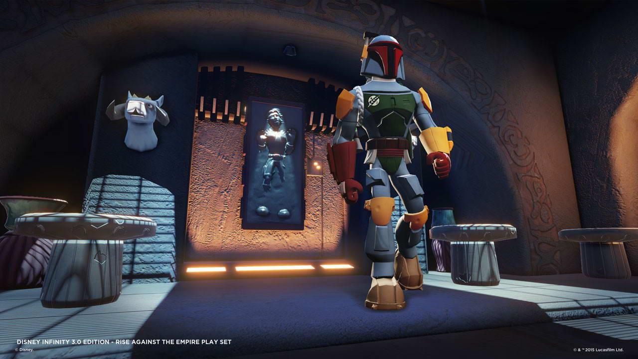Скриншот Disney Infinity 3.0 Edition